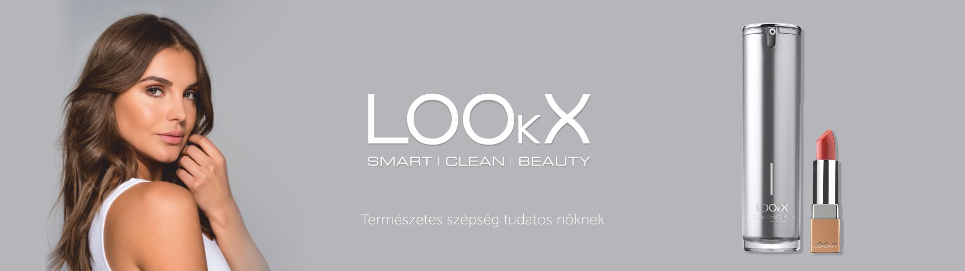 szépségápolás, tudatos bőrápolás és smink, LOOkX